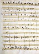 Mozart (?) - Sinfonia Jupiter