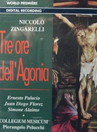 Zingarelli, Tre Ore delll'Agonia