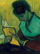Vincent van Gogh, La lettrice