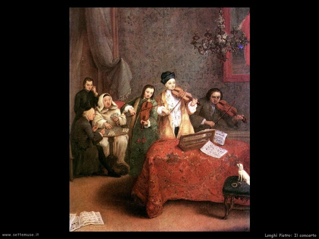 La Musica Strumentale Nell Italia Del Settecento Faceva Anche A Meno